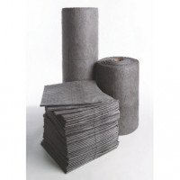 Universal Gray Bonded Rolls & Pads