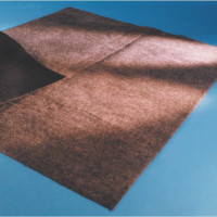 Poly Backed Non-Skid Gray Matting
