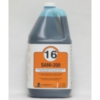 "(SANI-200) ""Blue"" Concentrated Portable Toilet Deodorizer - 205L"