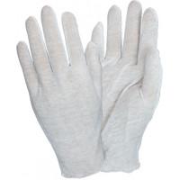 White Inspector Gloves - Women's