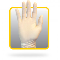 5mil Latex Gloves - Large