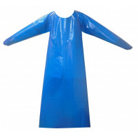 Polyurethane Gown - Blue (5.5mil)