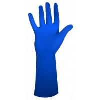 """Blue 12"""" Sol-Fit Nitrile Blue unlined gloves"""
