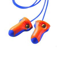 Laser Trak® Metal Detectable Earplug - Corded