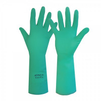Sol-Fit Unlined Nitrile Gloves - Large (9)