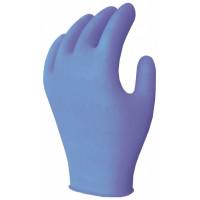 3 Mil - Blue Powdered Vinyl Gloves - VB1 ( S-XL)